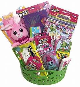 Shopkins Easter Basket Rare Toys Candy Easter Eggs GIRL ...