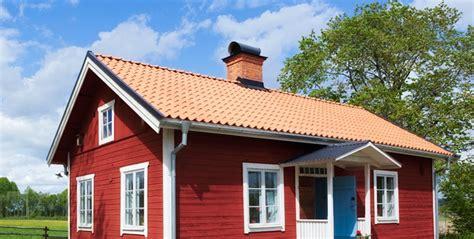 Das Schwedenhaus Holzhaus In Skandinavischem Stil by Schwedenhaus Fertighaus Veranda Loopele