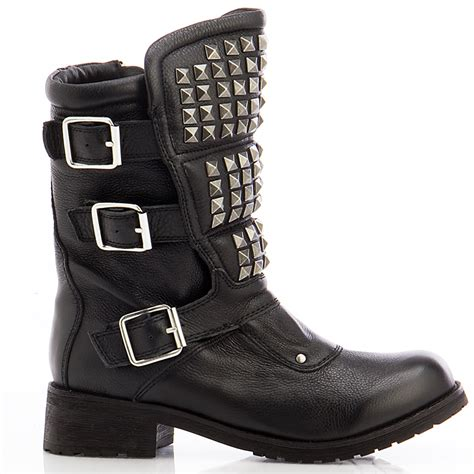 womens black leather moto boots black leather designer ankle women motorcycle boots