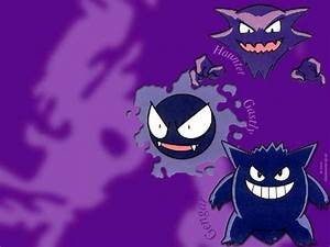 Pokémon images gastly , haunter , gengar HD wallpaper and ...