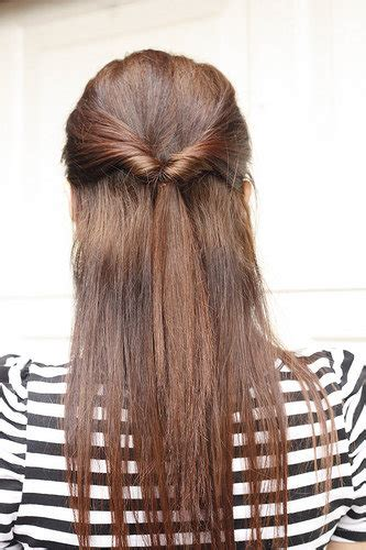 half up topsy tail 7 quick and easy hairstyles