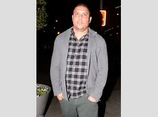 Ronaldo looks to have gained weight as he goes clubbing