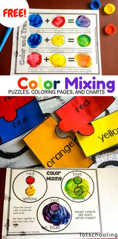 color mixing activity pack colors preschool color 833   6681218e1fb4de0a5224fdf98535a2fb