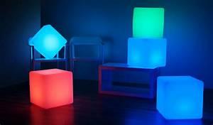 Products Larala Lights Nz The Cube Illuminated Led Light