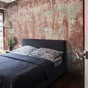 Tapete Grau Braun : vlies fototapete steinwand beton grau braun tapete ~ A.2002-acura-tl-radio.info Haus und Dekorationen