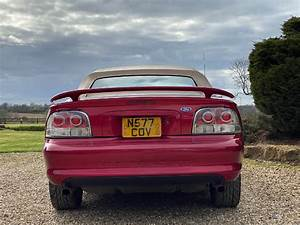 1995 Ford Mustang GT 5 Litre convertible For Sale | Car And Classic