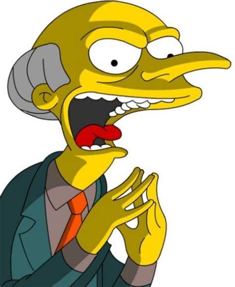 Bart Simpson faces Mr Burns in court   Metro News