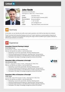 linkedin resume template cover letter references With linkedin resumes online