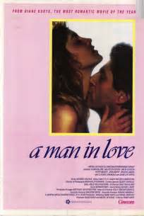 A Man in Love 1987 Film