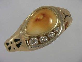 Elk Ivory Ladies Rings, Handmade and Custom Design   My