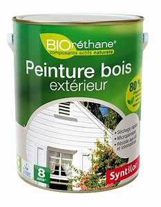 Peinture Bois Extrieur BIOrthane 05 Litre La