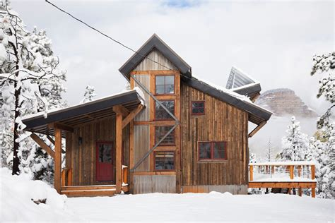 energy efficient house designs corrugated metal cabin exterior rustic with exposed steel