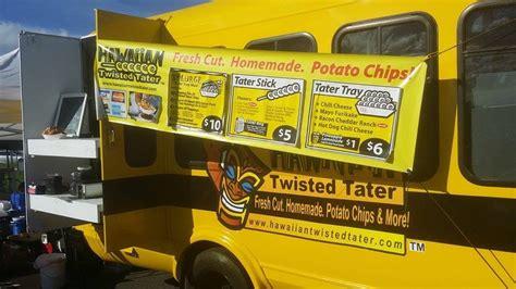twisted tater hawaiian food truck trucks comfort