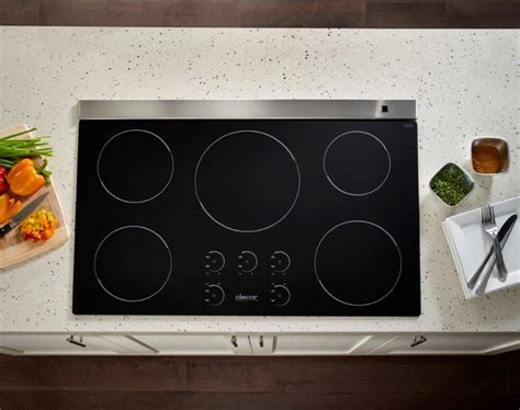 New Dacor® Induction Cooktops Perform at Twice the Speed