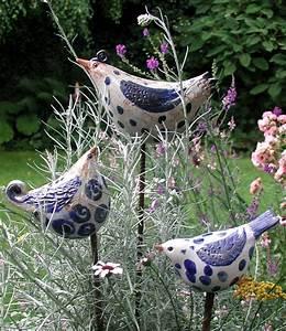 Keramik Für Den Garten : bildergebnis f r keramik v gel f r den garten t pfern pinterest keramik v gel vogel und ~ Bigdaddyawards.com Haus und Dekorationen