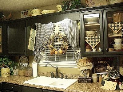 country kitchen blinds 17 best ideas about primitive curtains on 6136