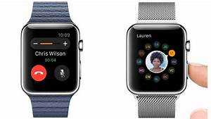 How To Make Or Answer A Phone Call On Apple Watch