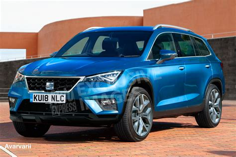 Seat Reveals Nine Potential Names For 2018 Suv  Auto Express