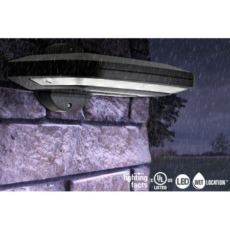 lithonia lighting outdoor led wall mount area light walmart com