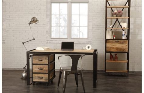 bureau industriel vintage 16 office desk designs in industrial style