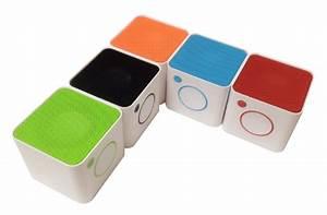 Square Speaker Bluetooth Promotion Portable Mini Bluetooth ...