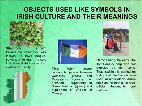 Irish Identity Trough Its Symbols