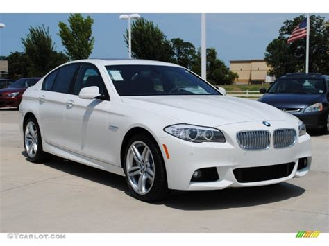 Bmw 5 Series Sedan Photo by Alpine White 2011 Bmw 5 Series 550i Sedan Exterior Photo