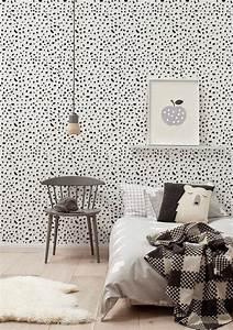 Papier Peint Rayé Noir Et Blanc : les 25 meilleures id es concernant papier peint en vinyle ~ Dailycaller-alerts.com Idées de Décoration
