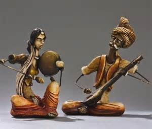 home interior figurines indian figurines statues of a nomadic banjara musician home interior design themes