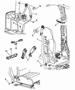 Jeep Wrangler Jk Interior Parts Diagram