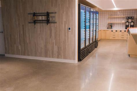 residential polished concrete polished decorative