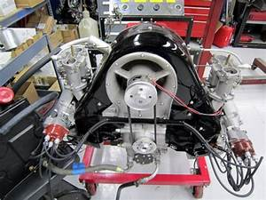 Porsche 356 Carrera 4 Cam Motor    Engine