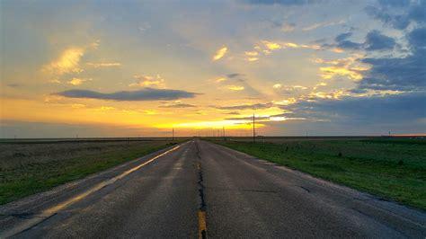 open road sunset joe diaz flickr