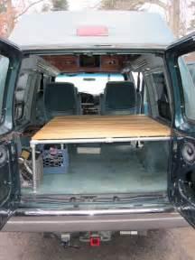 Ford Conversion Van Bed