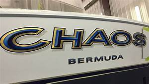 chaos bermuda boat transom boats transom artwork With boat transom lettering