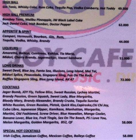 Harga Etude House Kelapa Gading harga menu cafe resto kelapa gading restoran italia