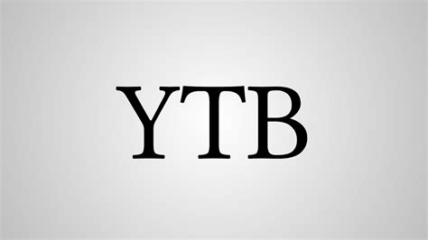 ytb stand  youtube