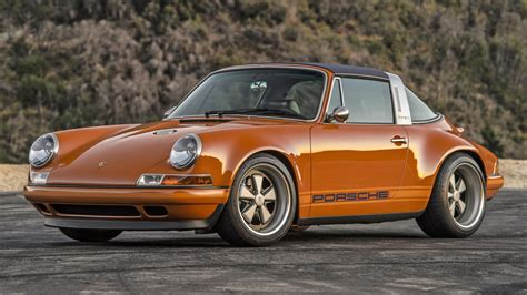 The Latest Porsche 911s Reimagined By Singer Are Lovely