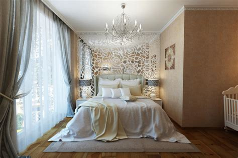 deco bedroom design and visualization