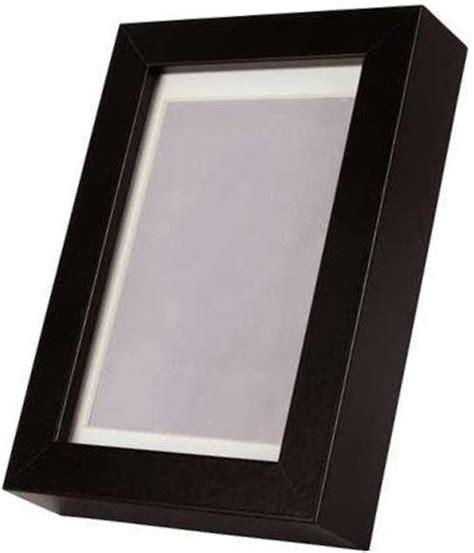 ikea ribba cadre photo blanc noir gris marron ch 234 ne blanc lasiert 10x15 cm ebay