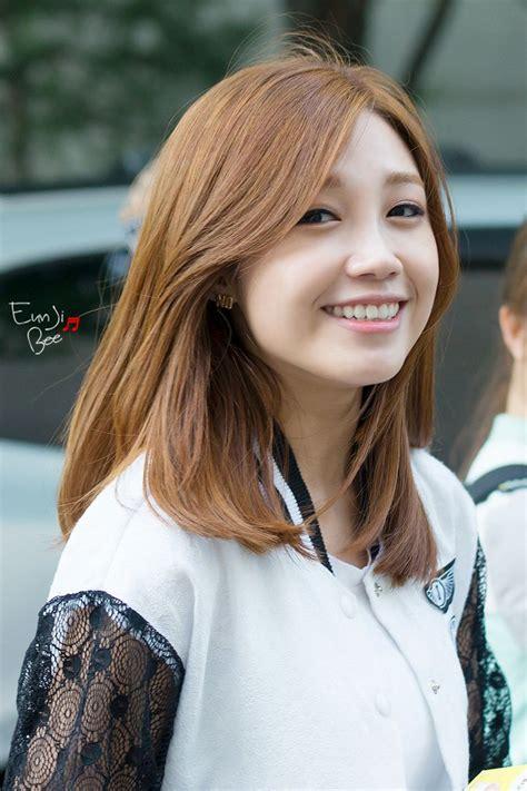 hair style for work eunji apink apink 에이핑크 4339