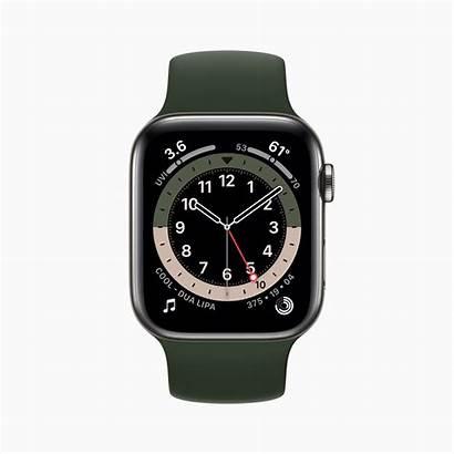 Apple Faces Gmt Face Features Setup Watchos