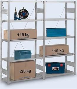 Regale Metall Stecksystem : lagerregale fachbodenregale stecksystem ~ Eleganceandgraceweddings.com Haus und Dekorationen