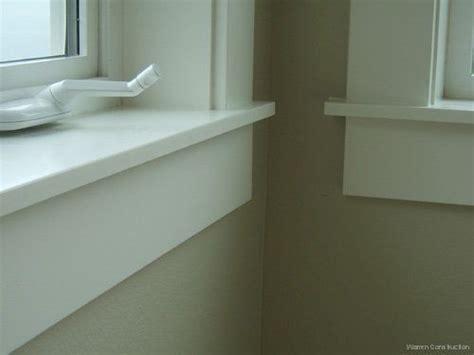 window sill i like these simple window sills home