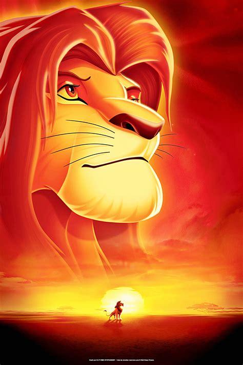 walt disney posters  lion king walt disney