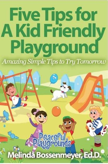 Five Tips For Making Your Playground Kid Friendly  Peaceful Playgrounds