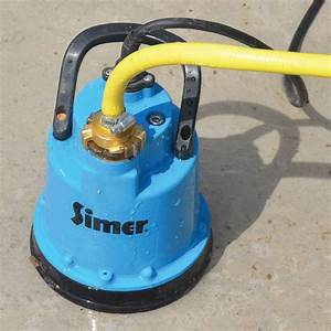 Simer 5 Submersible Sump Pump
