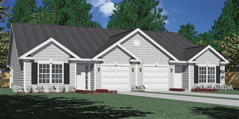 southern heritage home designs duplex plan