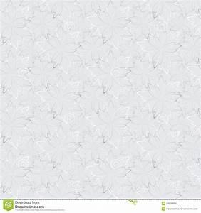Graue Tapete Mit Muster : graue nahtlose tapete mit blumenmuster vektor abbildung bild 54938895 ~ Orissabook.com Haus und Dekorationen