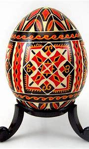 Tiger Eyes - Real Handmade Traditional Ukrainian Chicken E ...